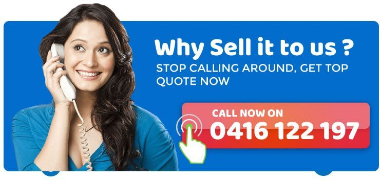 Get quote cash for cars Point Cook